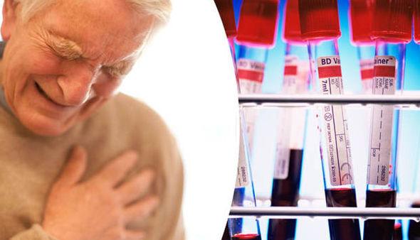 آزمایش خون برای تشخیص بیواری های قلبی