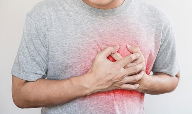 عوارض فشار خون بالا: آسیب به قلب