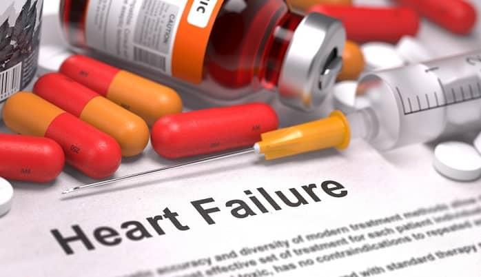 دارو برای درمان نارسایی احتقانی قلب