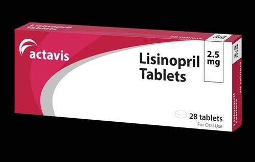 استفاده از داروی لیزینوپریل خارج از هدف اولیه درمانی