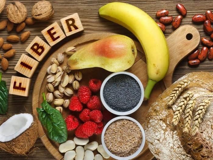 اقزایش مصرف فیبر جهت کاهش تری گلیسیرید