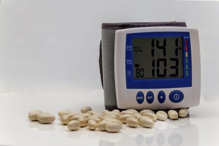 انواع قرص فشار خون