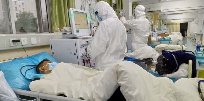 بیماری کرونا در بیماران قلبی عروقی