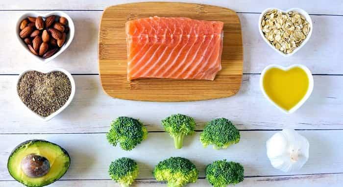 تغذیه سالم و مفید برای قلب