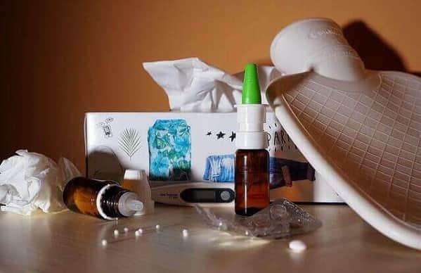 درمان عفونت دستگاه تنفسی