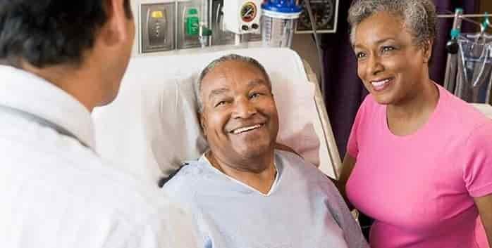 ریکاوری و نقاهت در بیمارستان بعد از عمل آنژیوپلاستی