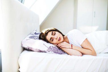 جلوگیری از سکته قلبی زود بخوابید