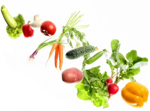 سبزیجات تازه را به روشی طبخ کنید که برای سلامتی قلب مفید باشد