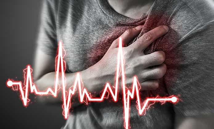 علائم سکته قلبی یا آنفارکتوس میوکارد