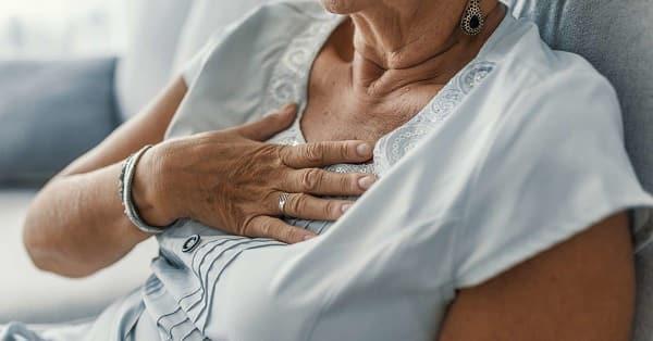 علت زجر تنفسی در بزرگسالان