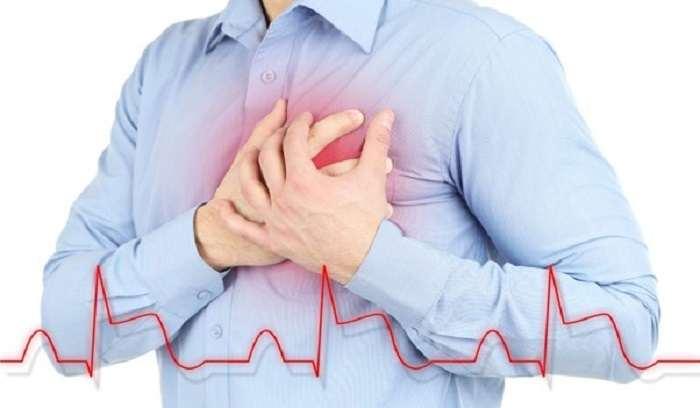 علل حمله قلبی خفیف
