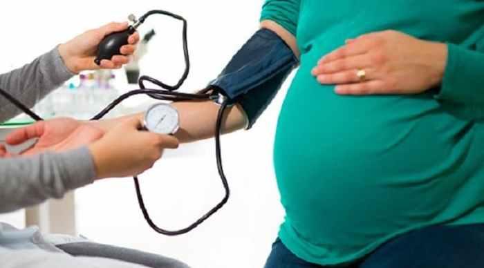 فشارخون بالا در بارداری