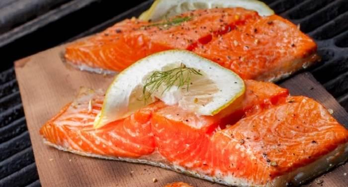 مصرف ماهی های چرب دو بار در هفته جهت کاهش تری گلیسیرید